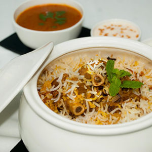 Curries & Biryani