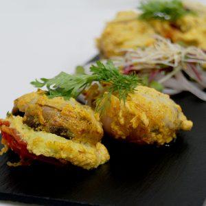 Tandoori Golden Mushroom