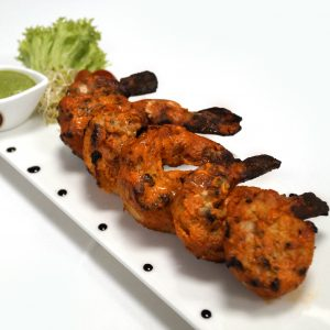 Chargrilled Prawns