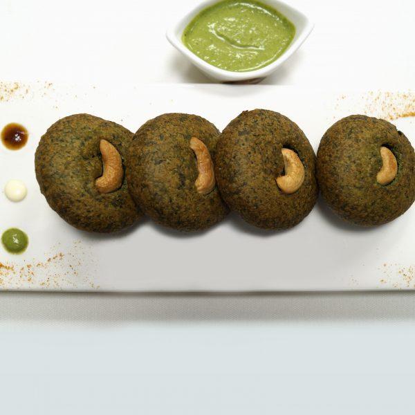 Green Leaf Kebab